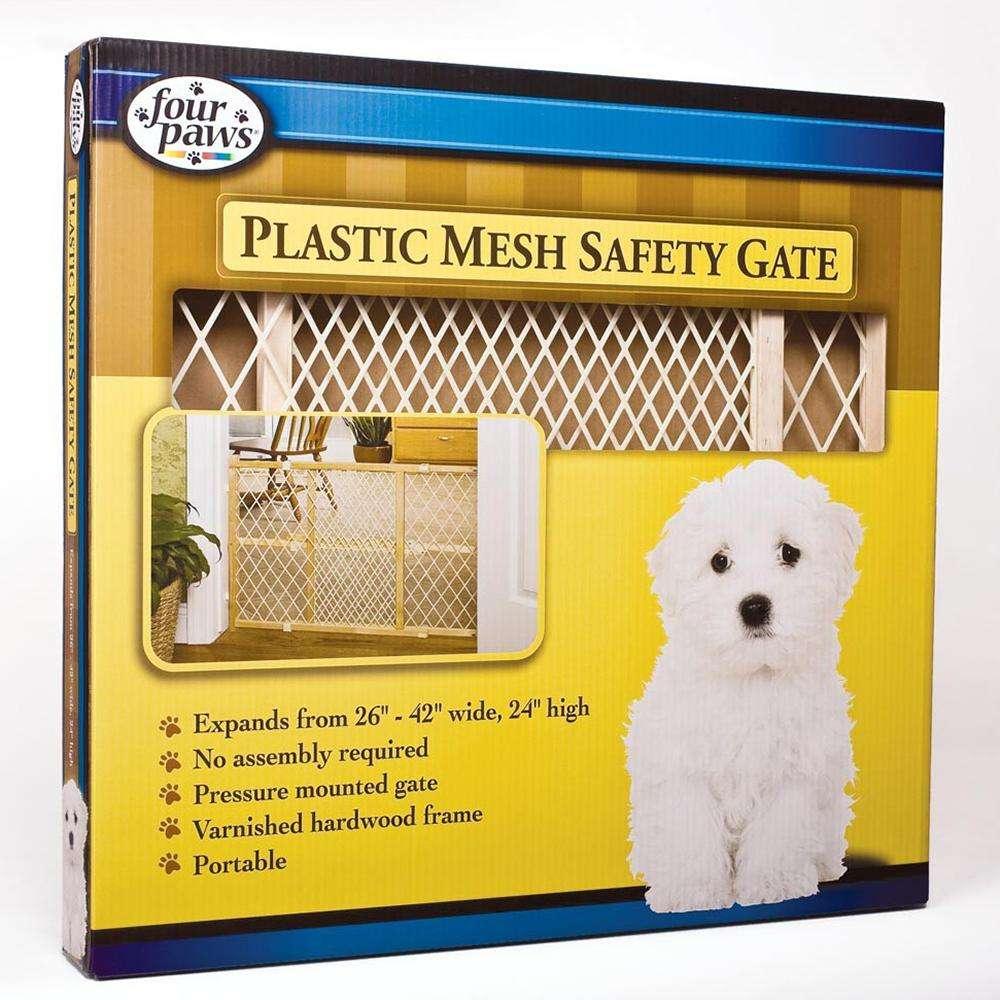 Baby Gate-Pet Gate Plastic Mesh