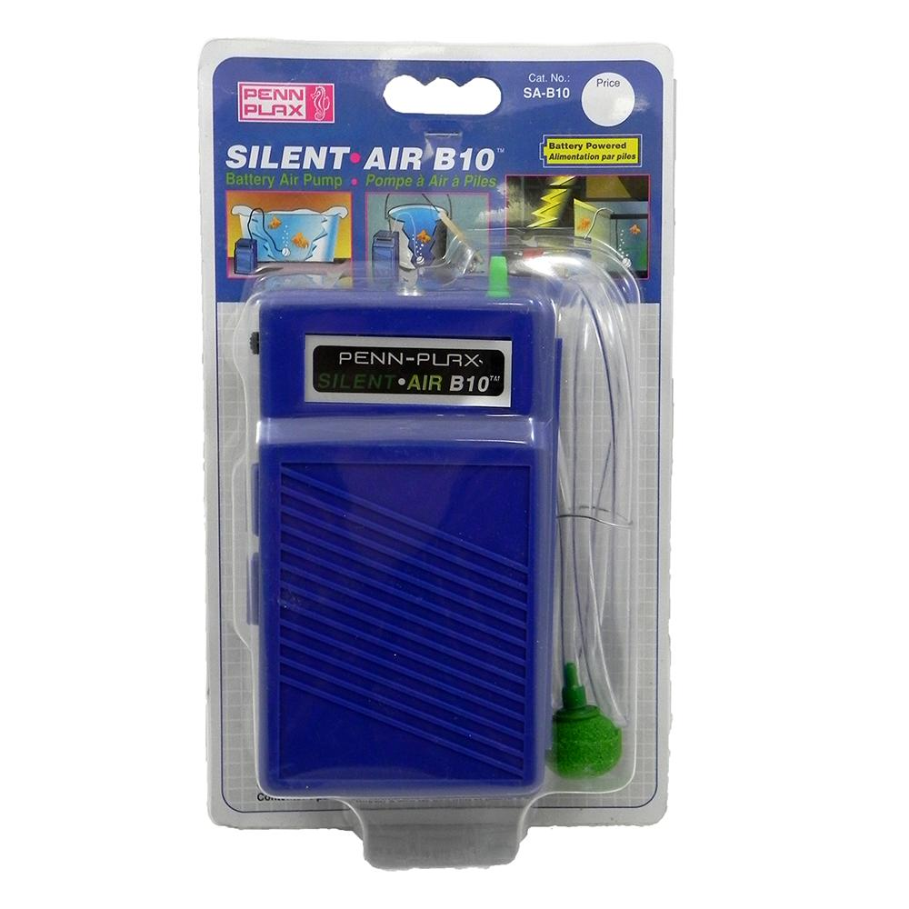 SILENT AIR B10 Battery Powered Aquarium Air Pump