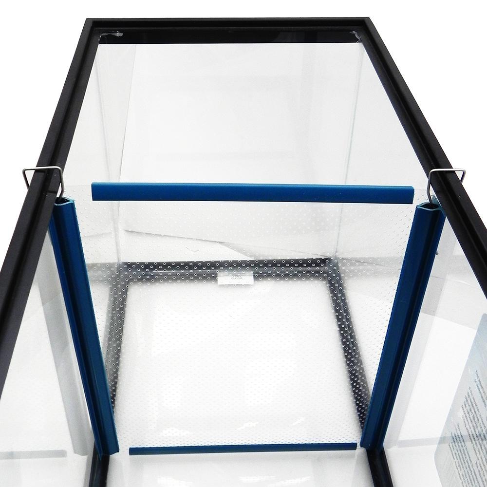 Penn plax tank divider medium for 10 gallon aquariums for Fish tank divider 5 gallon