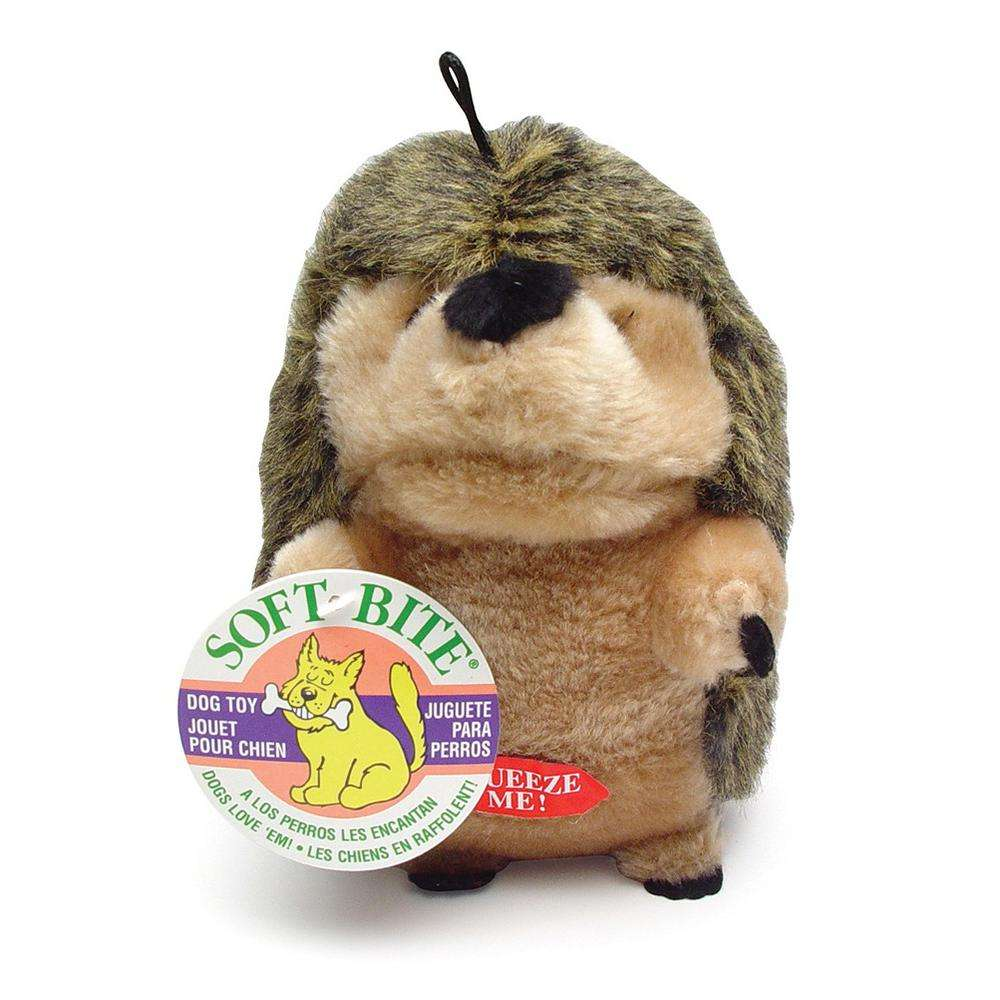 Soft Dog Toy Hedgehog Medium