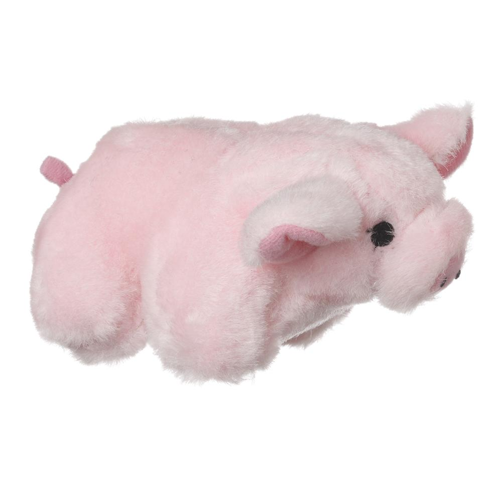 Talking Soft Dog Toy Pig