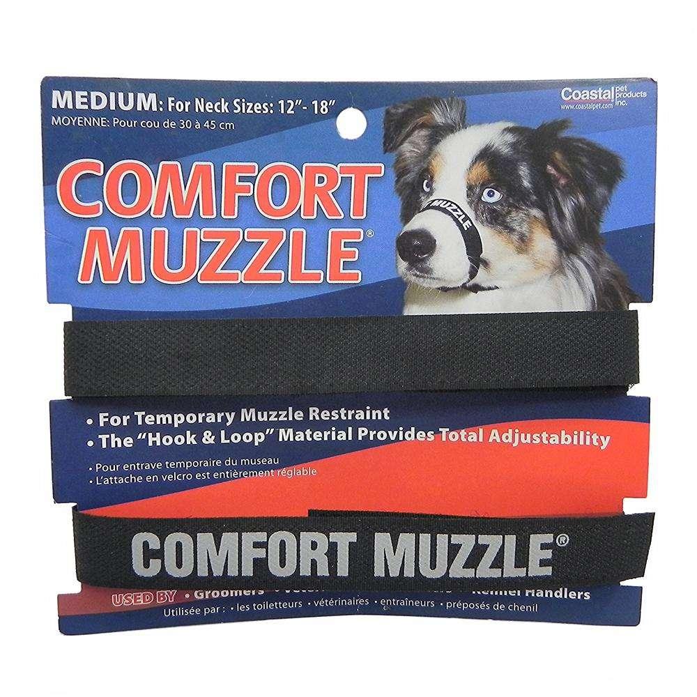 Dog Muzzle, Velcro 3/4 inch