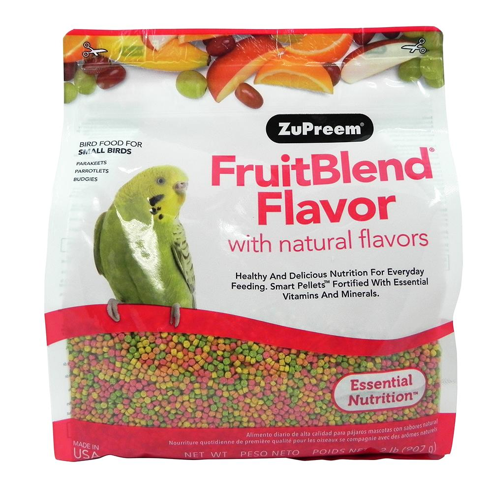 ZuPreem Fruit Blend Keet Food 2lb