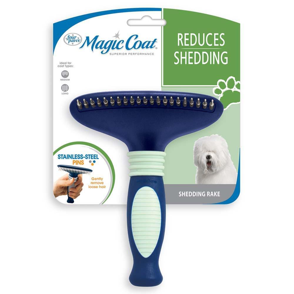 Dog Grooming Rake, Long Tooth