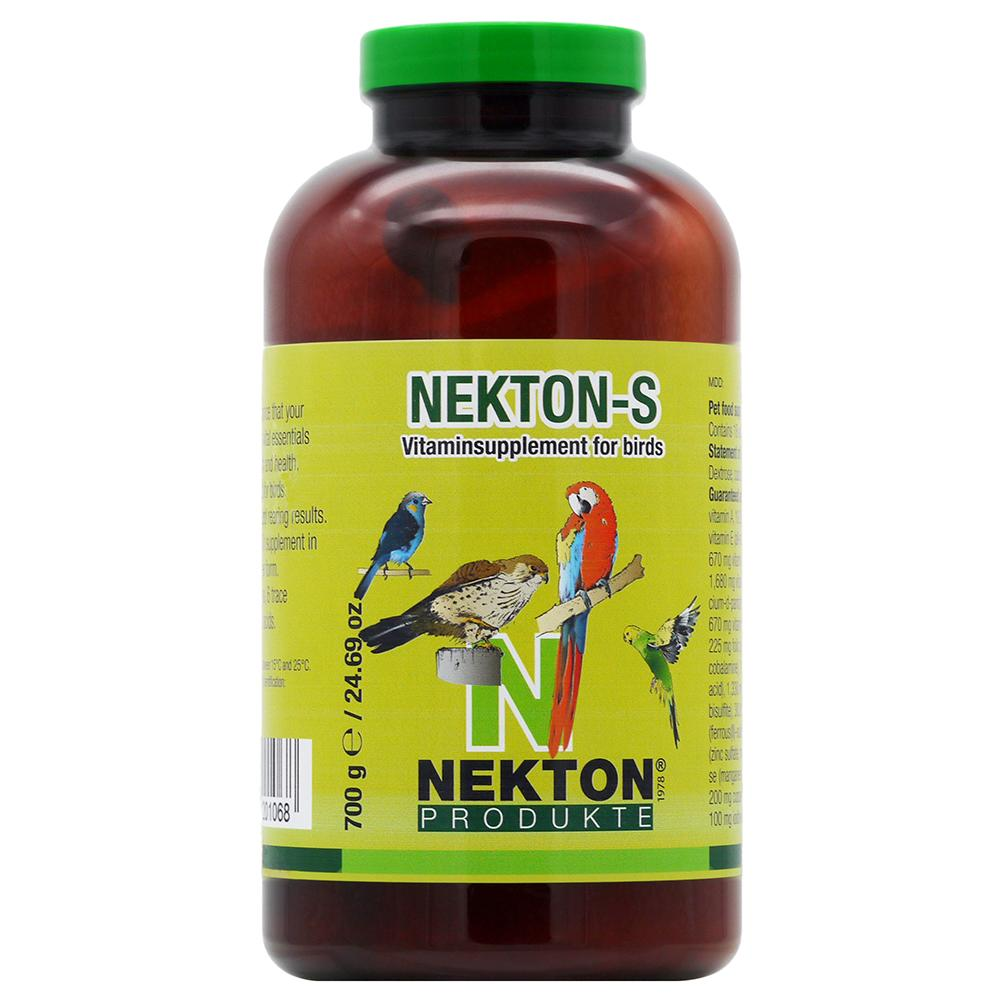 Nekton-S Multi-Vitamin For Birds 750g (1.65lbs)