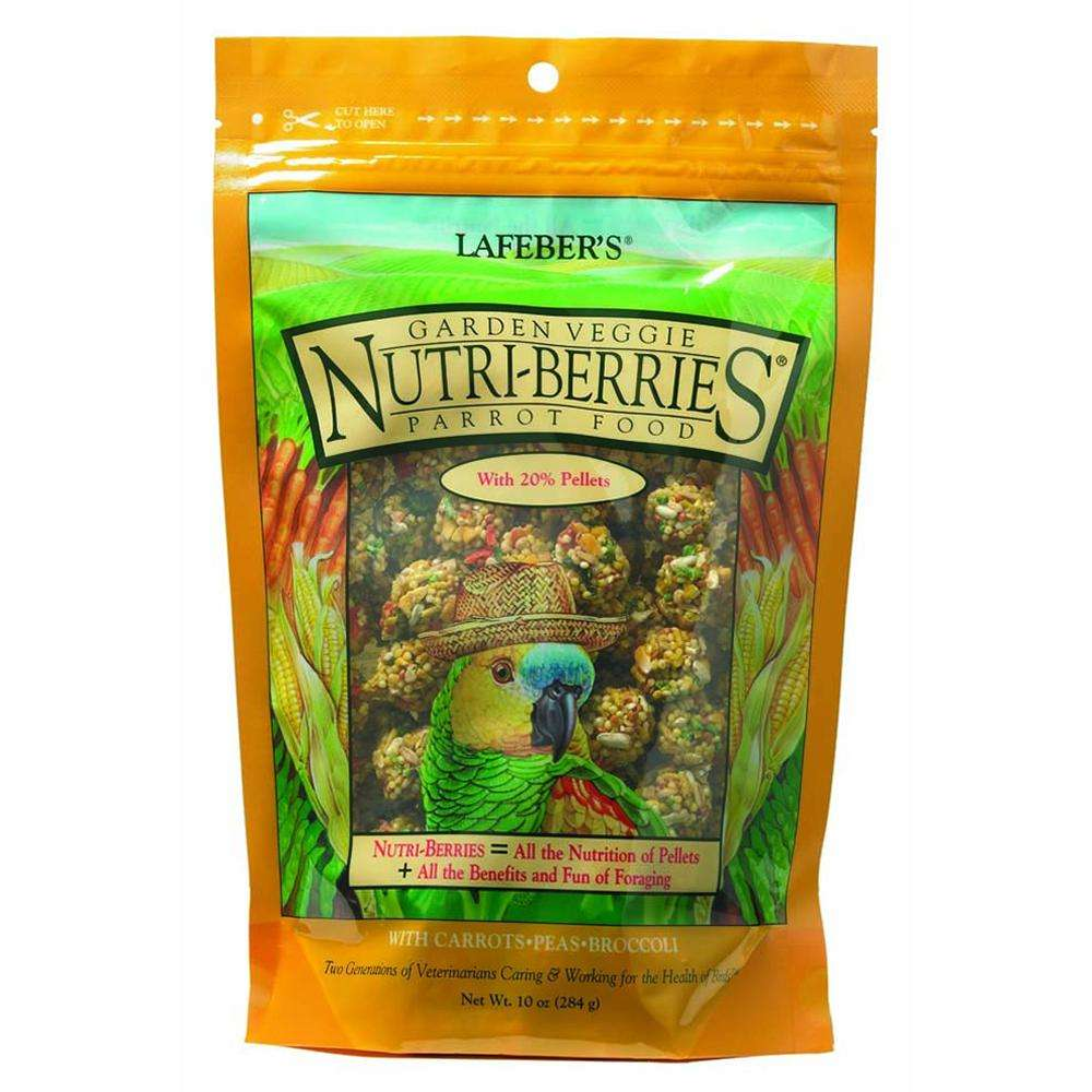 Lafeber Nutriberries Garden Veggie Bird Food