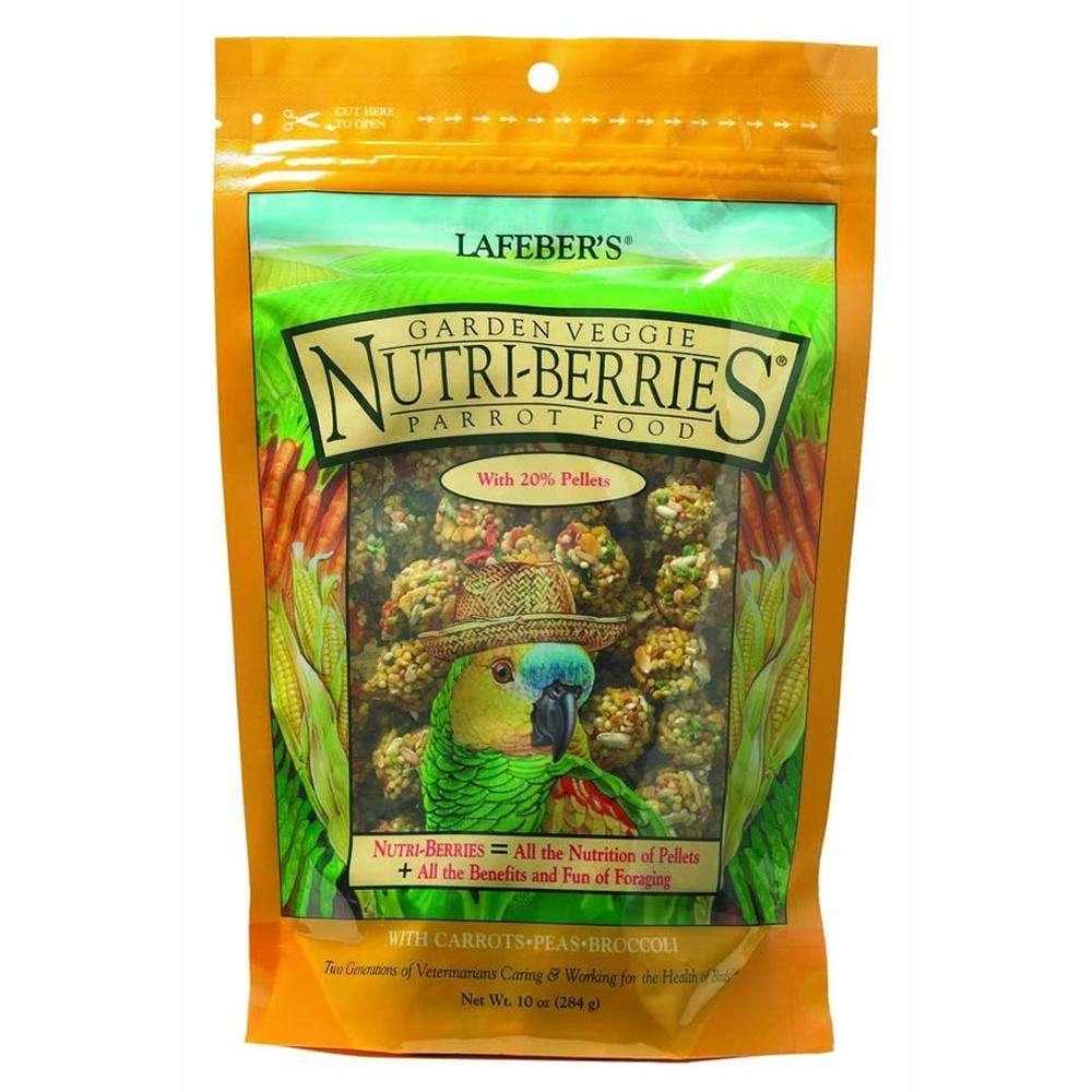 Lafeber Nutriberries Garden Veggie Bird Food