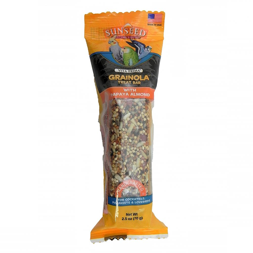 Grainola Papaya Almond Bird Treat