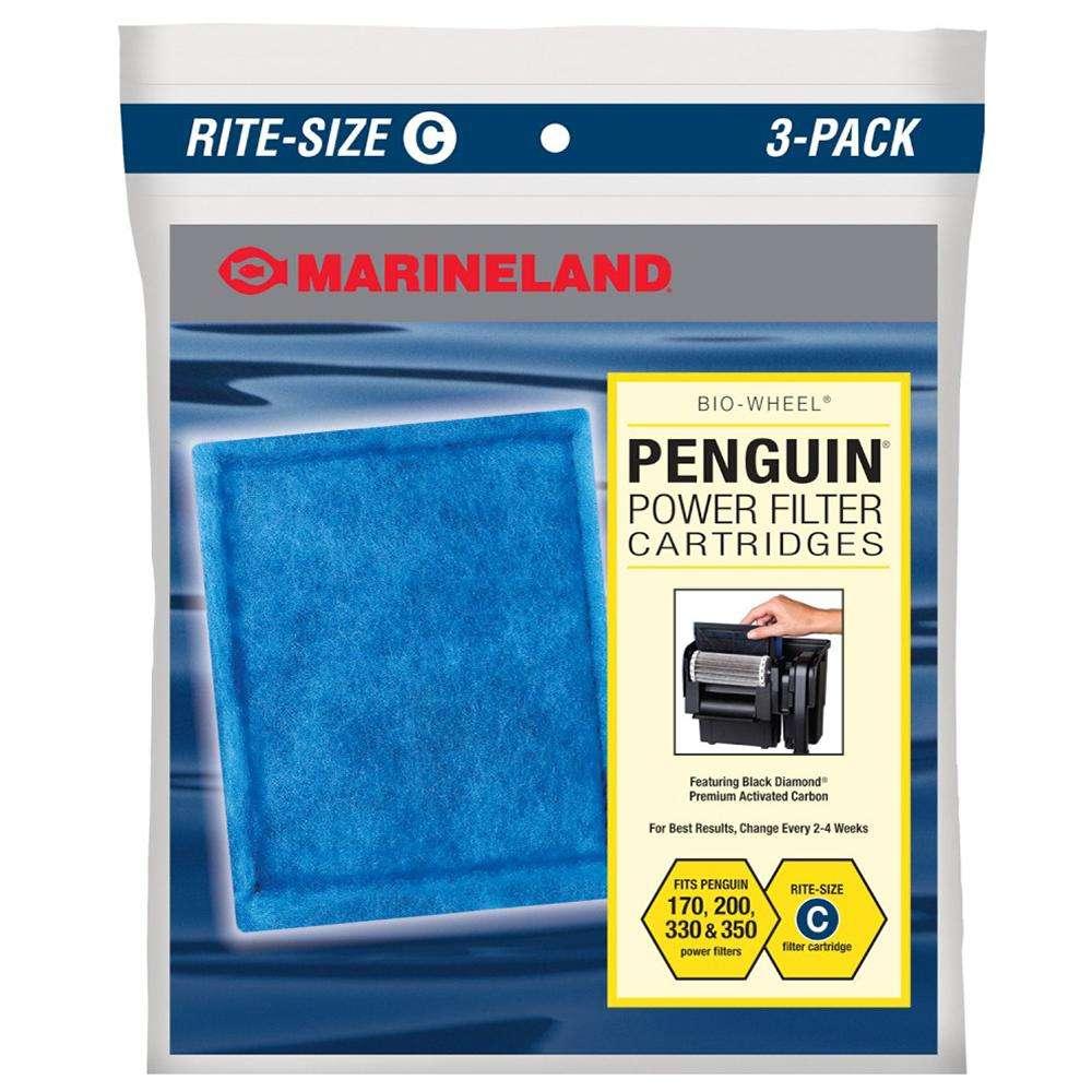 Rite Size Penguin Filter Cartridge C 3-Pack