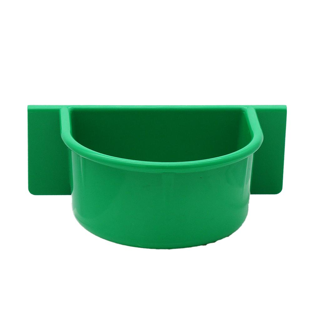 Parrot Food and Water Cup Plastic