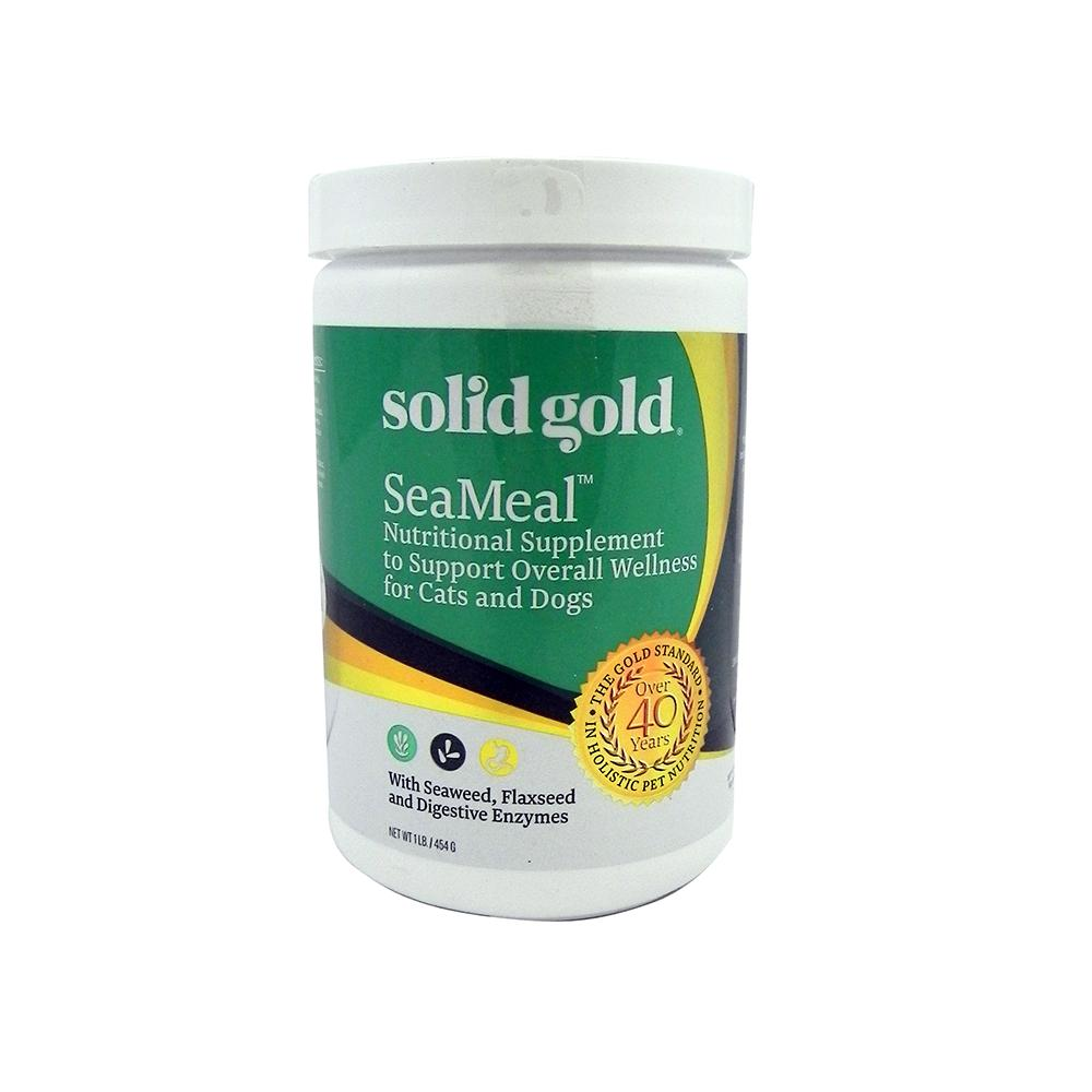 Solid Gold Sea Meal Supplement for Dogs 1lb