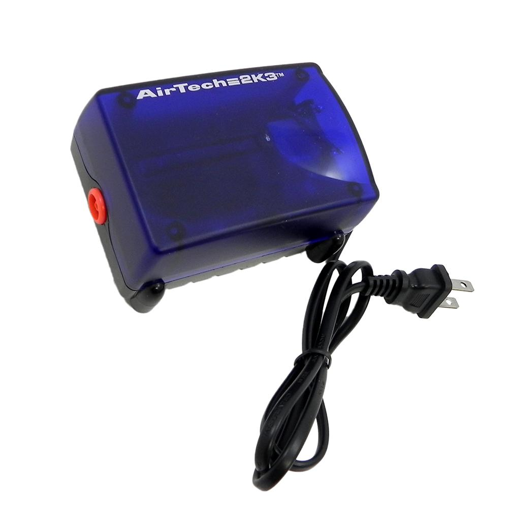 Penn Plax Aquarium Air Tech Air Pump 2K3