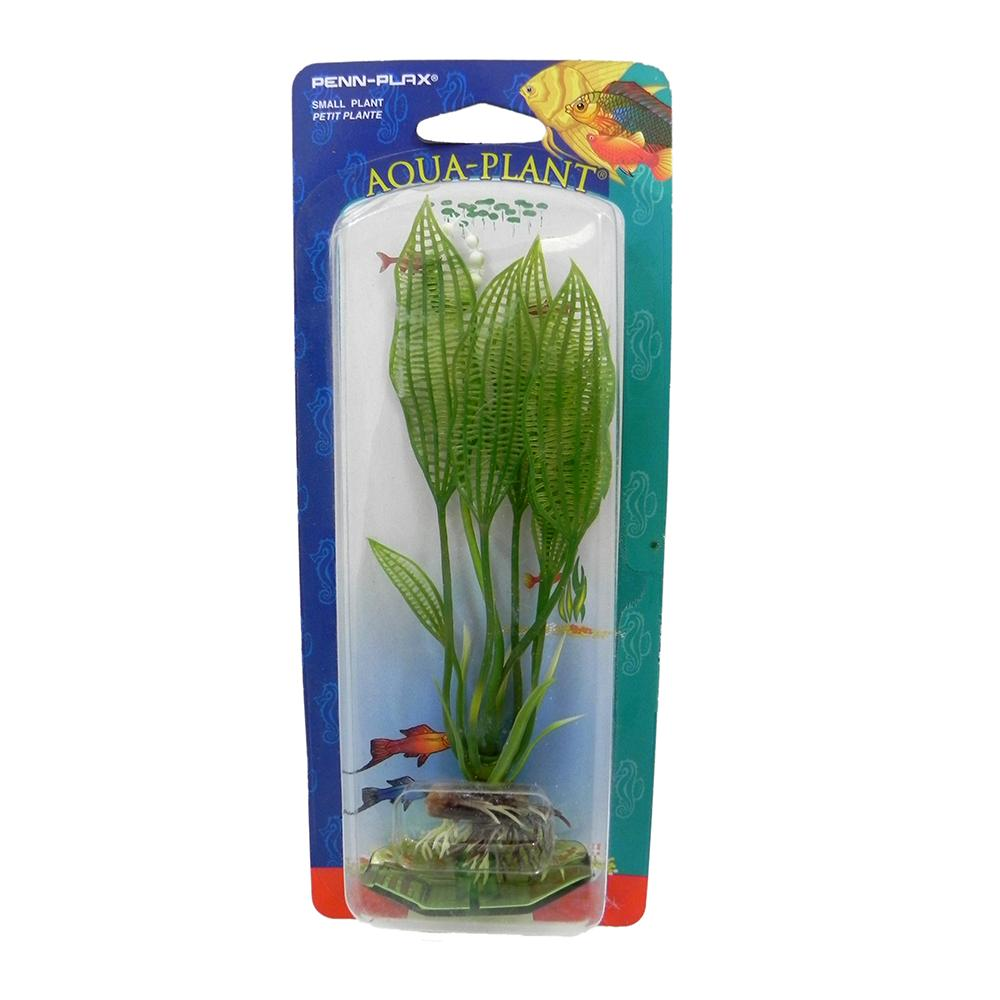 Flowering Lace Small Plastic Aquarium Plant