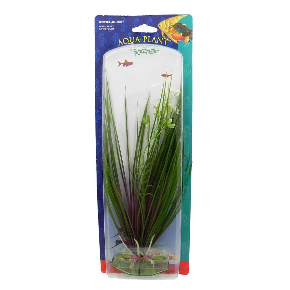 Hair Grass Large Plastic Aquarium Plant