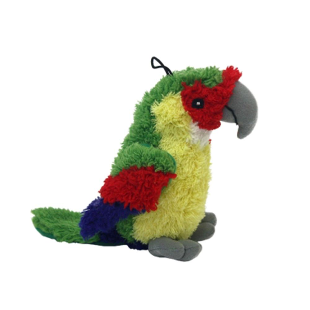 Talking Soft Dog Toy Parrot
