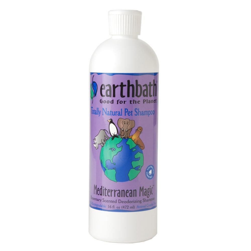 Earthbath Pet Shampoo Mediterranean Magic