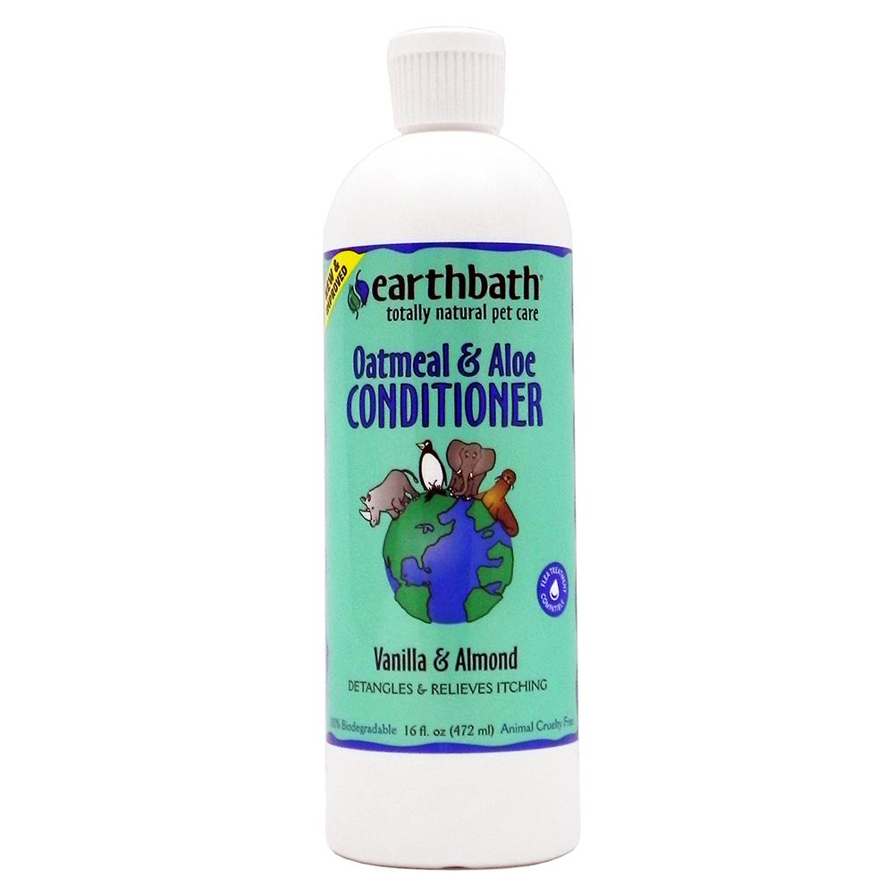 Earthbath Oatmeal and Aloe Conditioner for Pets 16oz.