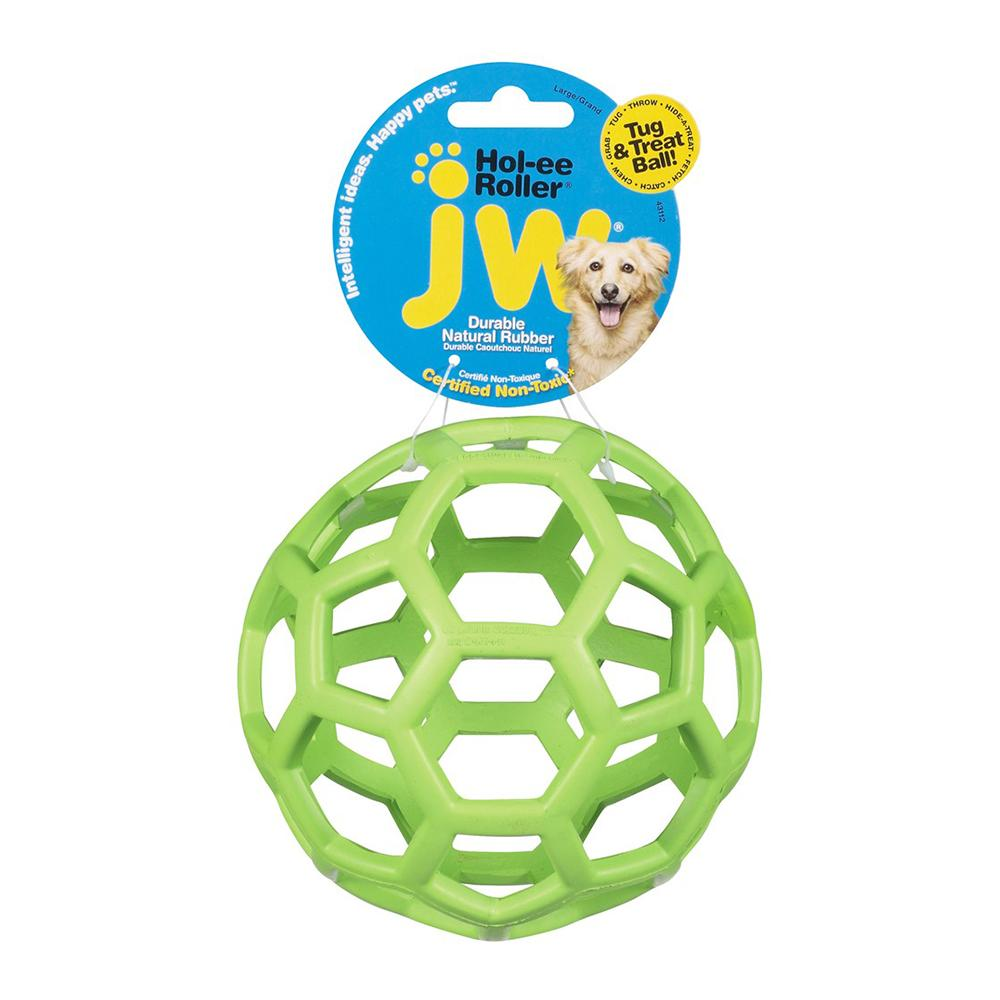 Hol-ee Roller Ball 6.5 inch Dog Toy