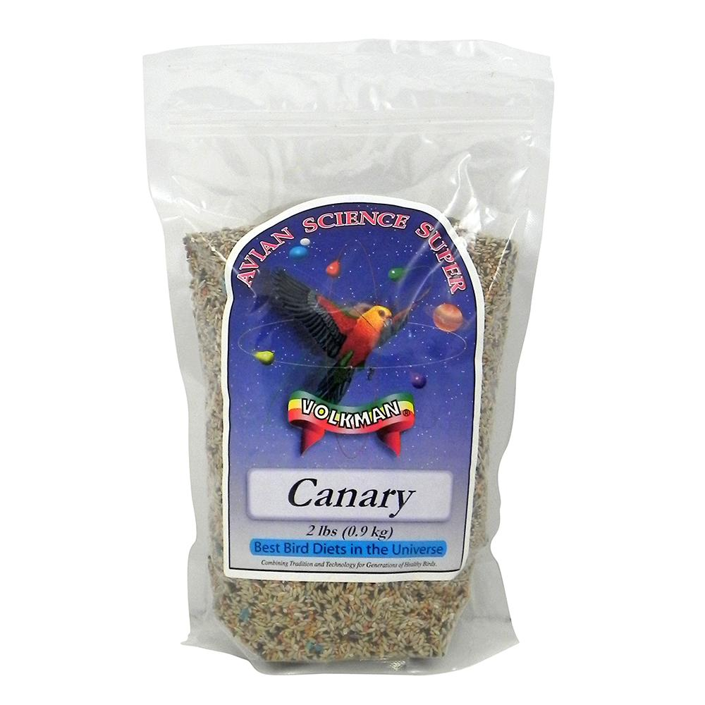 Volkman Avian Science Super Canary 2 pound Bird Seed