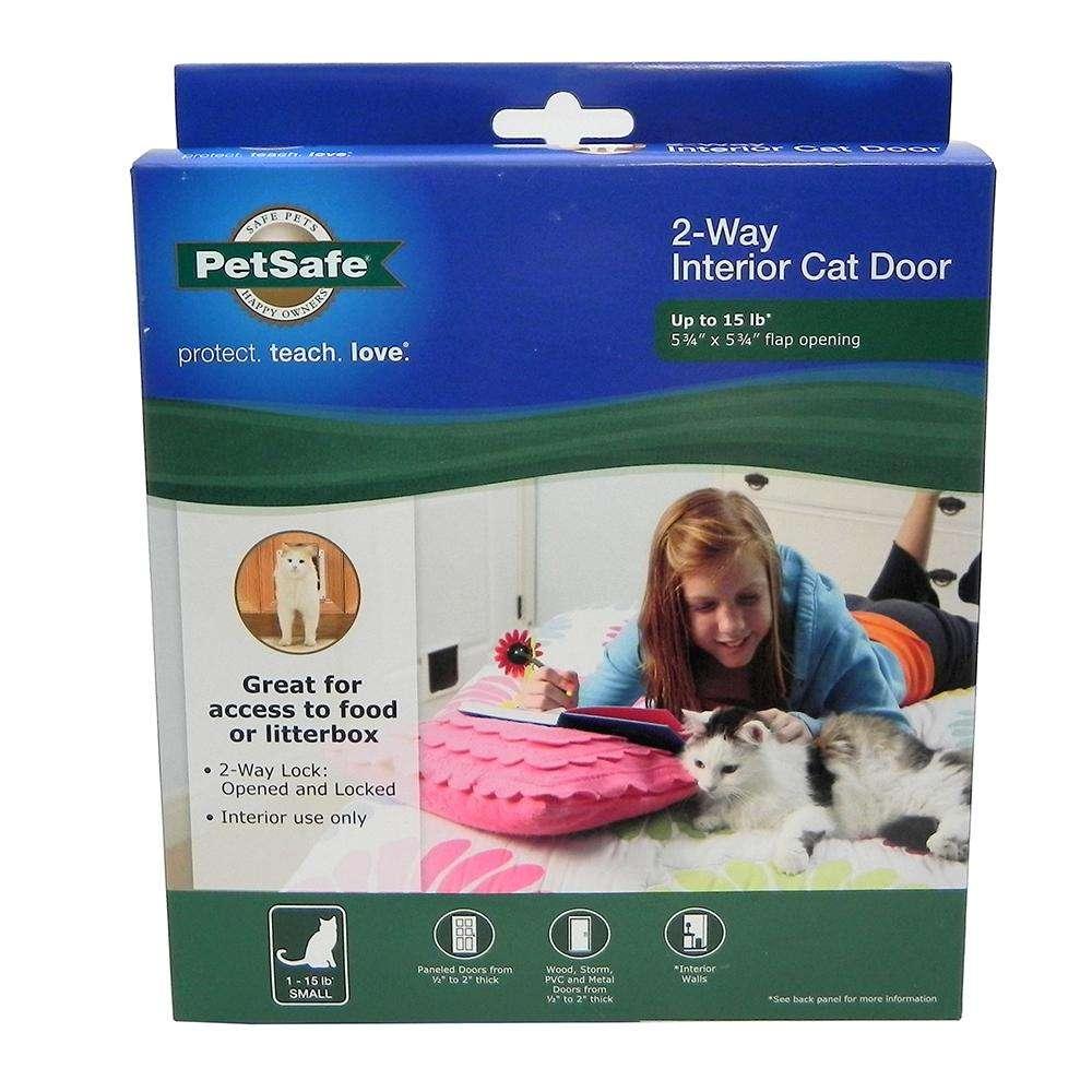 PetSafe Cat Flap-The Door Your Cat Can Open