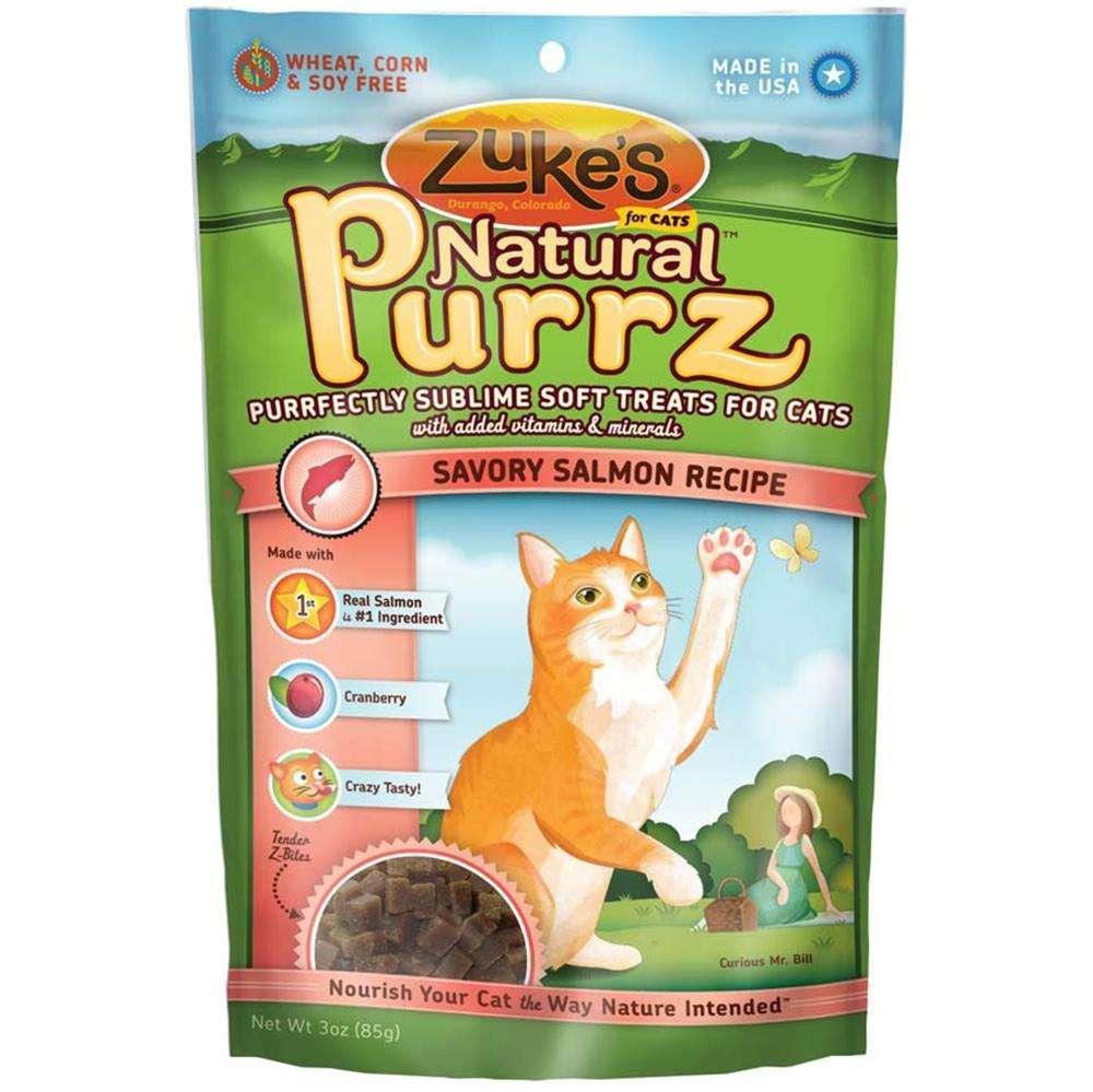 Zuke's Cat Salmon Treat 3 ounce