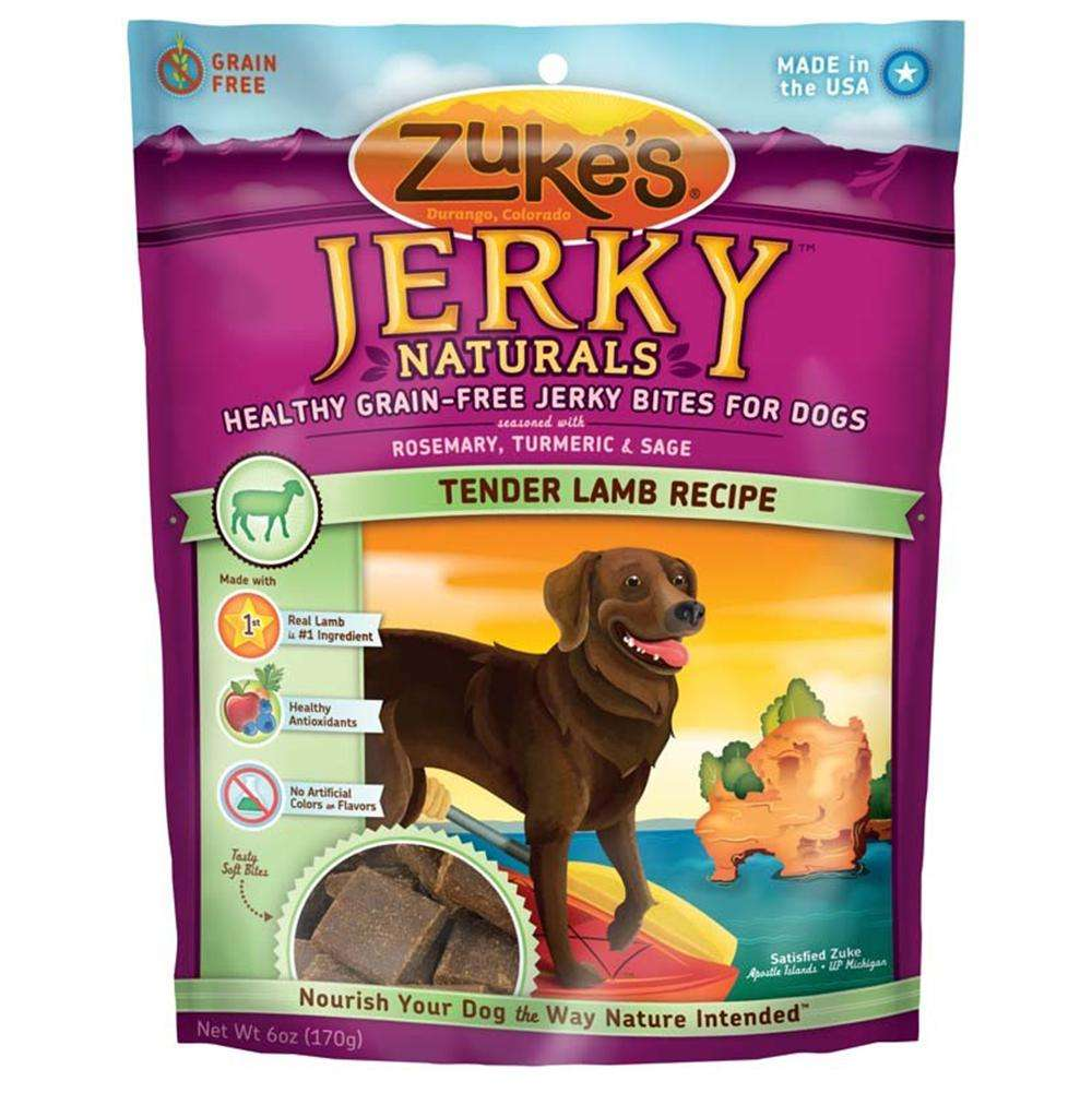 Zuke's Jerky Naturals Lamb Dog Treat