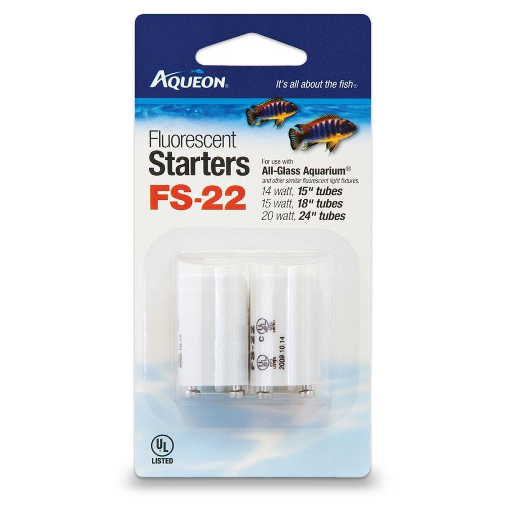 Aqueon Fluorescent Barrel Starter FS 22