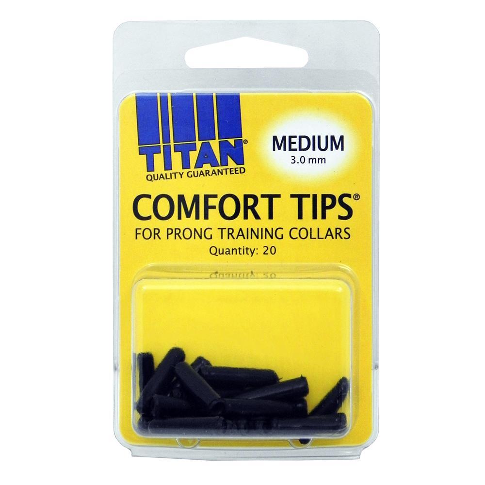 Prong Training Collar Comfort Tips Medium 3mm