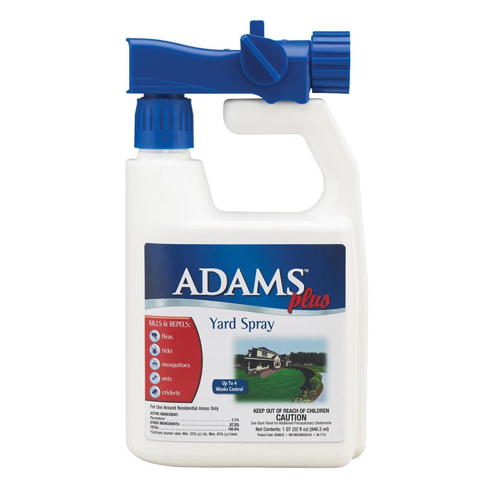 Adams Flea & Tick Yard Spray