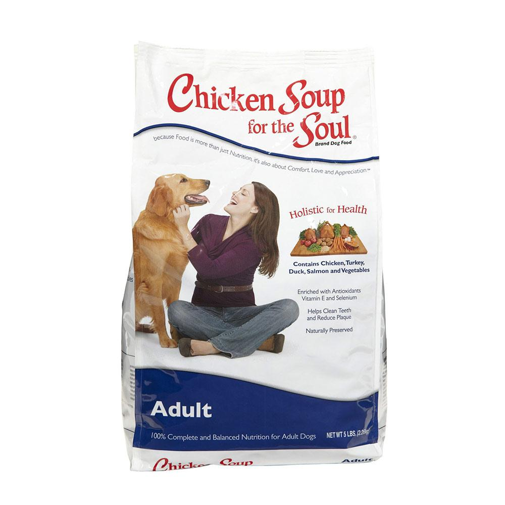 Chicken Soup for the Dog Lovers Soul Adult Dog Food 6lb
