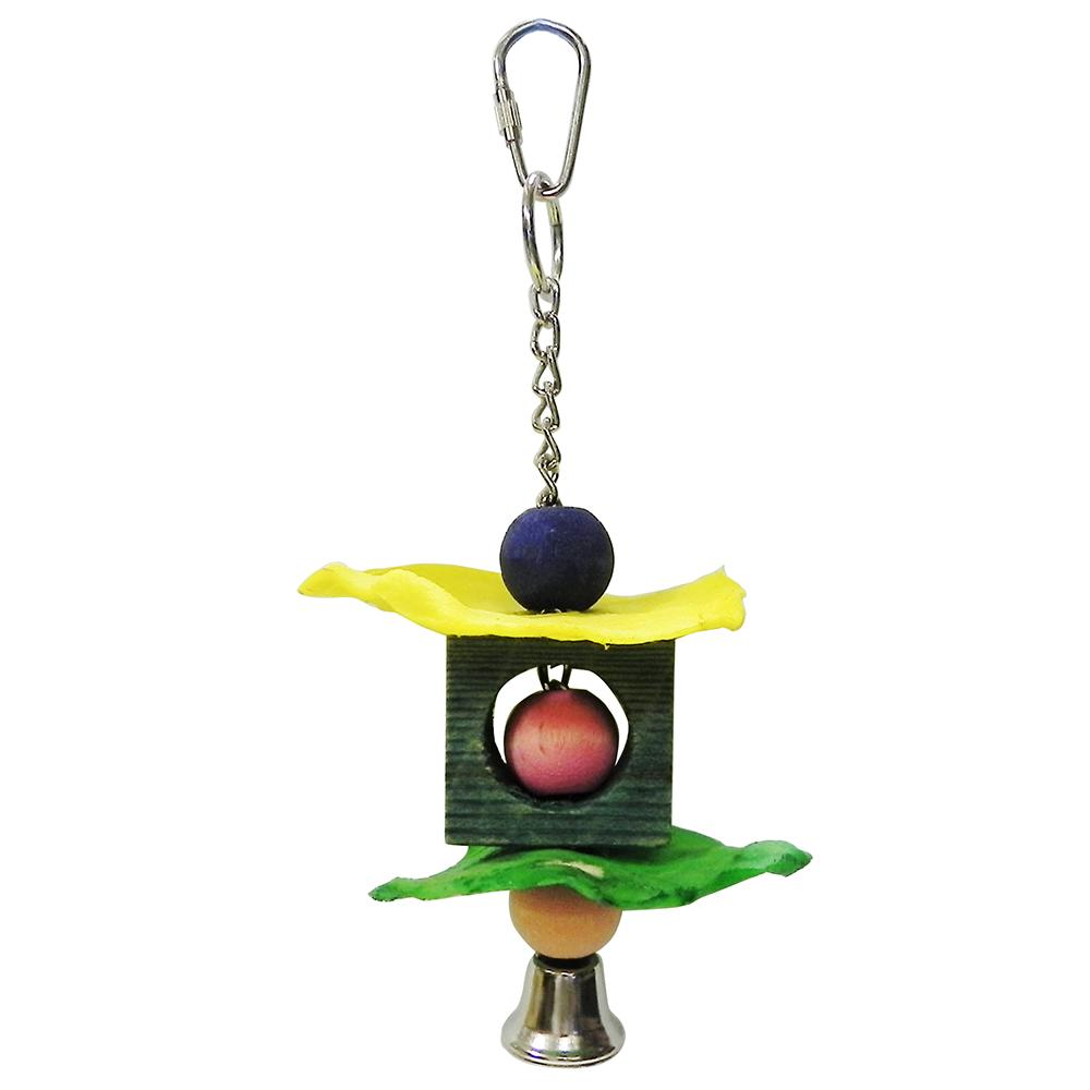 Spinner Parrot Toy Small