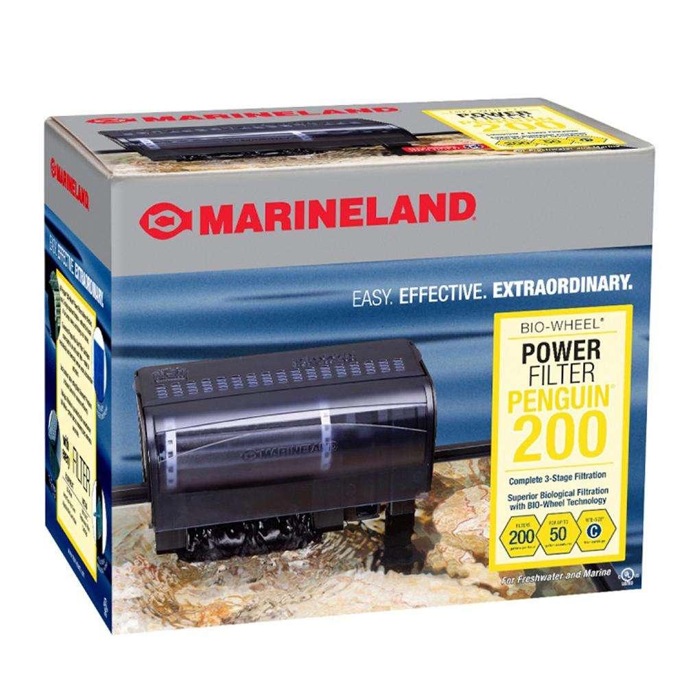 Penguin BioWheel 200 Aquarium Power Filter