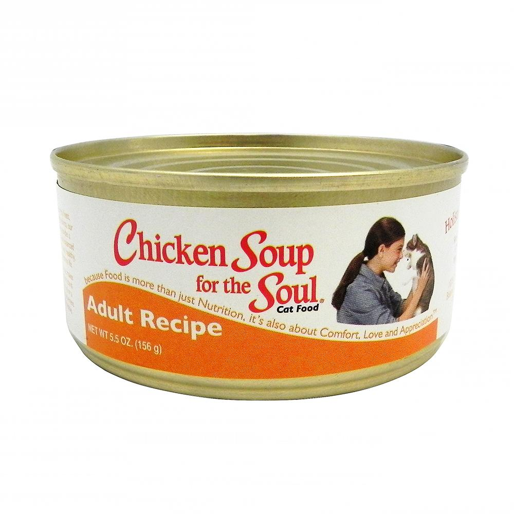 Chicken Soup for the Cat Lovers Soul Case 24 Cans