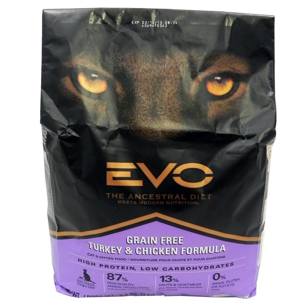 Evo Cat Food 6.6 lb